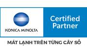 Konica Minolta Certified Partner